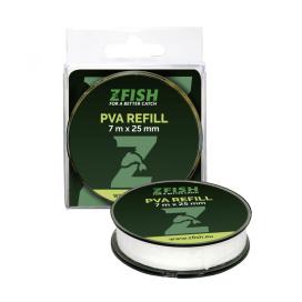 Zfish PVA Punčocha Mesh Refill 25mm - 7m