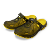Black Cat Clogs - gumové nazouvací pantofle