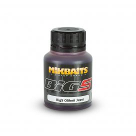 Mikbaits BiG ultra dip 125ml - BigS Oliheň Javor