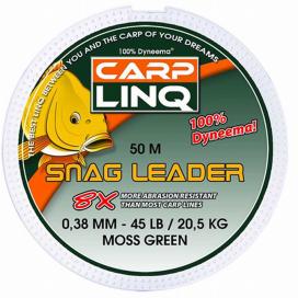 Odhazová šňůra Carp Linq Snag Leader 35lb