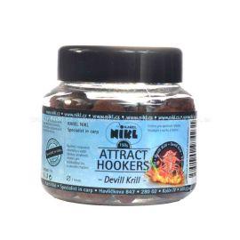 Karel Nikl Attract Hookers Devill Krill 150g do studenej vody