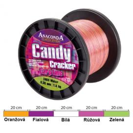 Anaconda Vlasec Candy Cracker 3000m 0,30mm