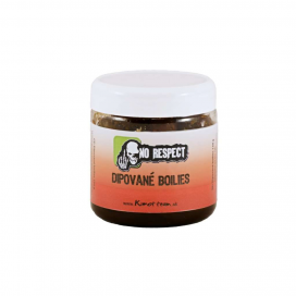 No Respect RR dipované boilies 150g 20mm
