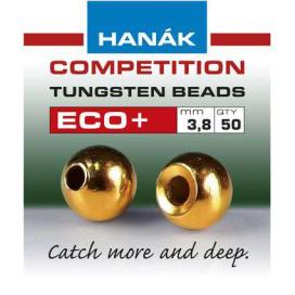 Hanák tungstenové hlavičky Eco+ zlatá 50ks