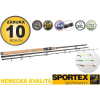 Sportex Xclusive Medium Light Feeder 360cm 60-120g