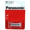 Panasonic Batérie 6F22 9V Special Power 1ks