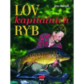Kniha Lov kapitálních ryb