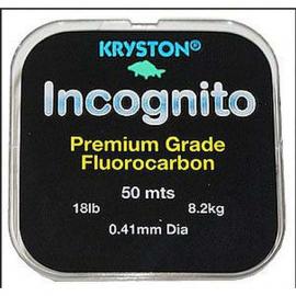 Kryston Incognito fluorocarbon 13lb