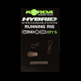 Korda průběžný systém Running Rig