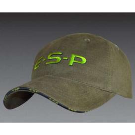 Kšiltovka E-S-P Drennan Green Logo