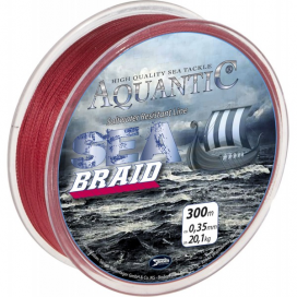 Aquantic Šňůra Sea Braid 300m