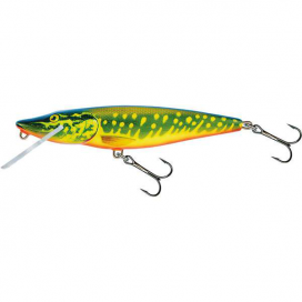 Salmo Wobler Pike Floating Hot Pike