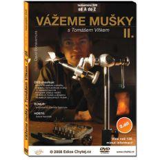 DVD Vážeme mušky s  Tomášem vítkem II.
