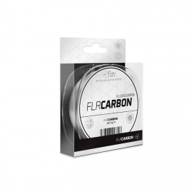 FIN FLR CARBON - 100% fluorokarbon - Velikost: 0,26mm 10,6lbs