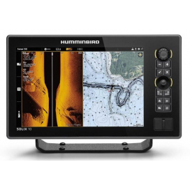 Humminbird SOLIX 10 CHIRP MSI+ GPS G3