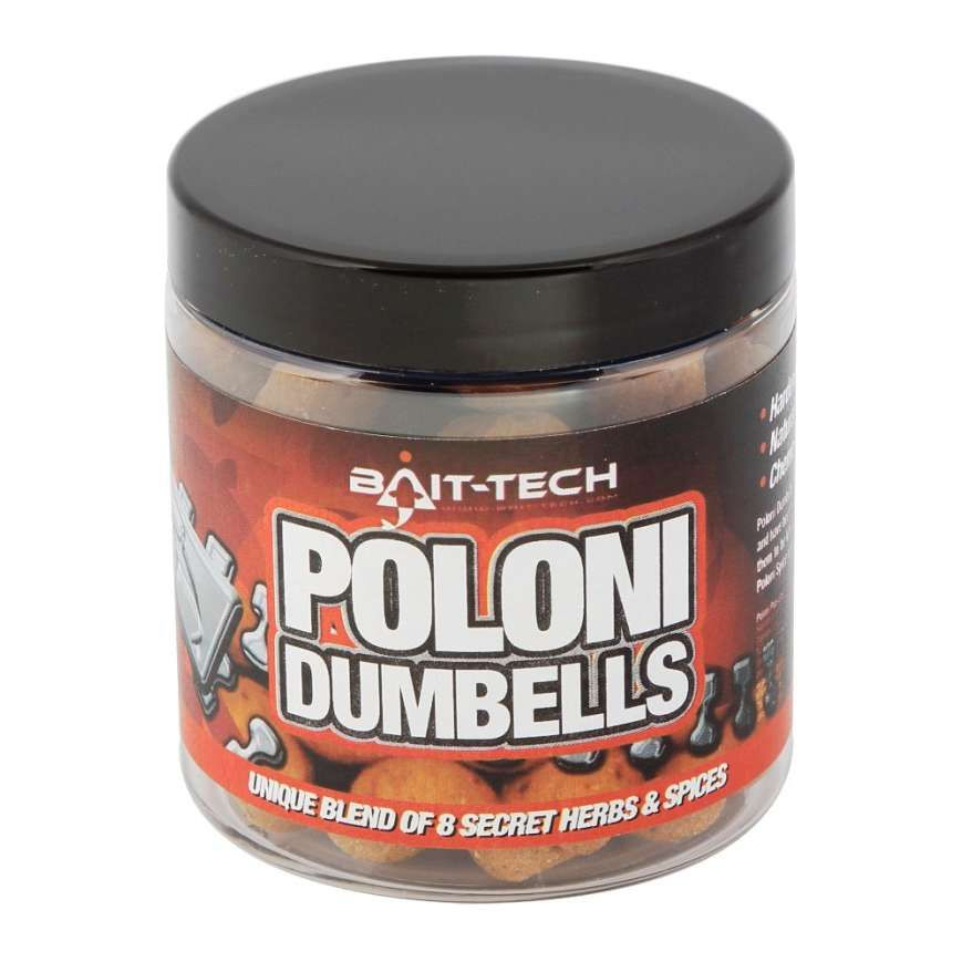 Bait-Tech Poloni Dumbells 10 / 14mm, 120g