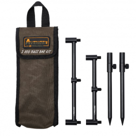 Prologic Sada Hrazd Avenger Buzz Bar Kit Carrycase 3 Rod 20-34cm